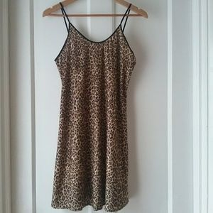 Petra Fashions | Cheetah Print Slip Dress